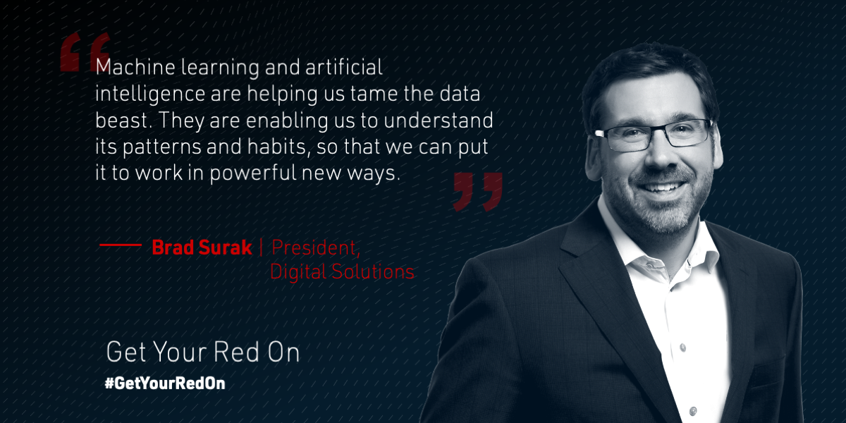 In this blog, Brad Surak talks about the intersecton of #data and family. We believe data has the ability to empower all of us to solve the problems of our world: https://t.co/cww3LXMfMn #GetYourRedOn https://t.co/L2V5HaJwDR