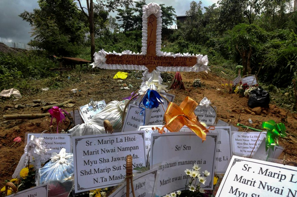 'Sacrificed on the altar': Myanmar jade mine disaster fed by COVID-era desperation