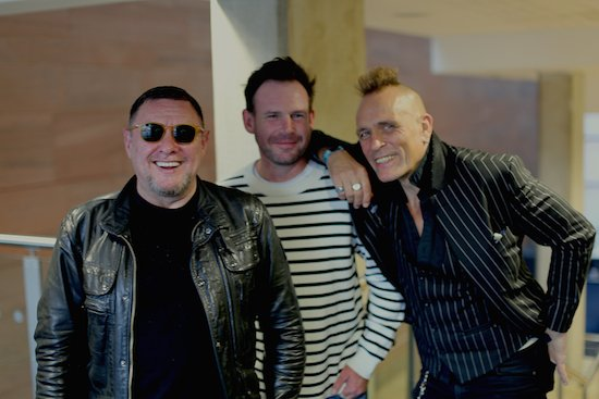Shaun Ryder recounts where his fascination with UFOs all began on 'Zip Zap Zoom', a new track with John Robb and Matthew Shaw's lockdown band Spectral  https://t.co/O1TkXiMfa3 https://t.co/gHGlG9XjID