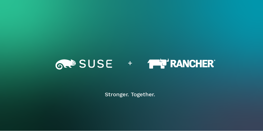 Earlier this week, we announced our intent to acquire @Rancher_Labs. @t_di_g shares his take on the acquisition and what our future together holds. https://www.suse.com/c/unleashing-cloud-native-and-edge-futures/…pic.twitter.com/12SCKT0U0x