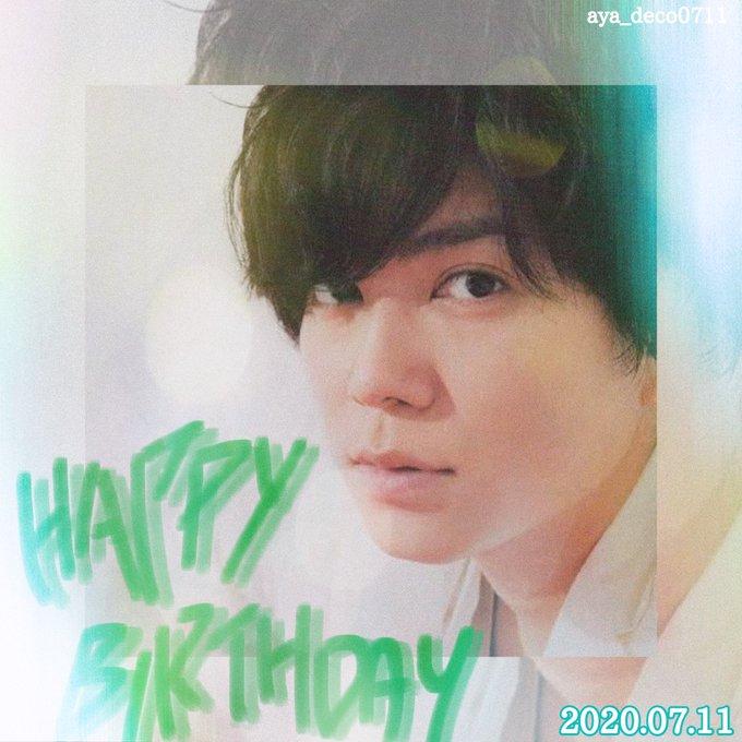 Happy Birthday SHIGEAKI KATO.