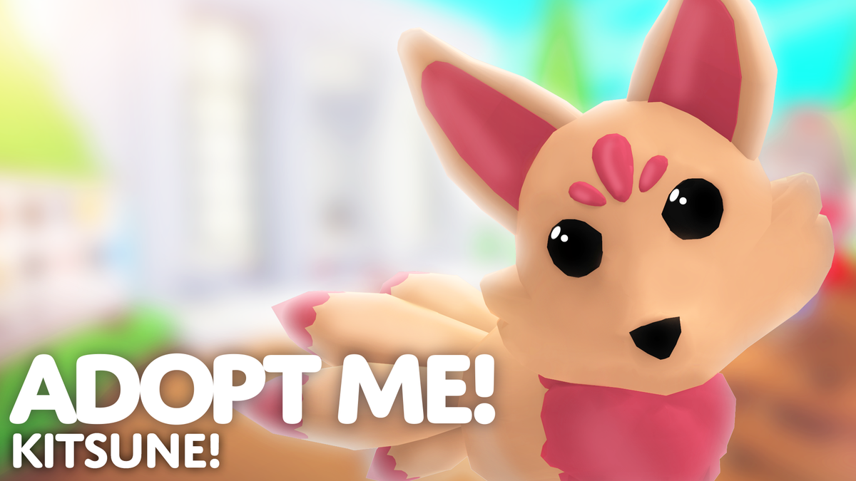Adopt Me On Twitter Sale All Adoptions From The Pet Shop Are 50 Off The Sale Is On For Two Weeks New Robux Pet Kitsune Play Now Https T Co Rmonqerqeu