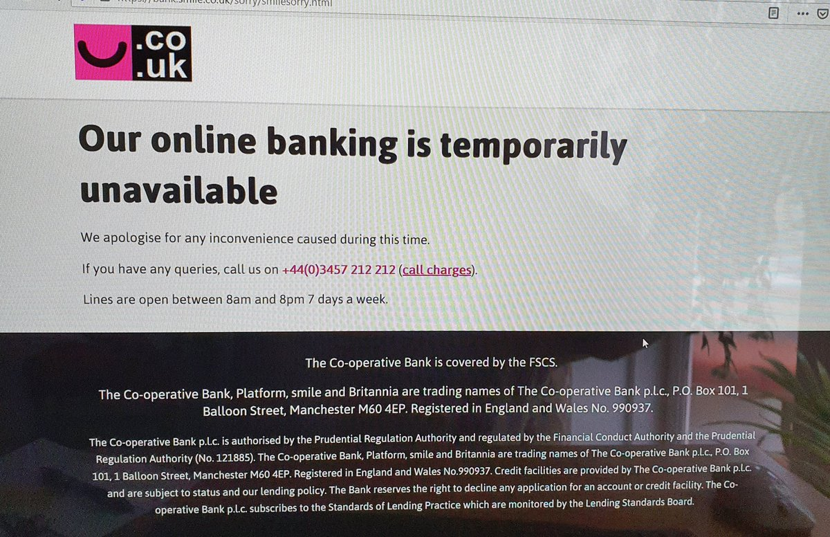 Still like this after 36 hours. @DailyMirror @BBCNews #bbcyourquestions @guardian @guardiannews @itvnews @Channel4News @MartinSLewis #SmileBank