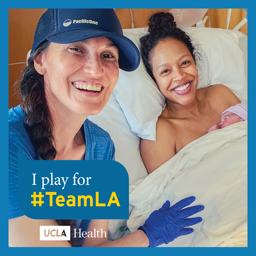 How has giving birth at UCLA Health changed during #COVID19? Even with new health measures in place, childbirth can still be a joyous occasion!  Congratulations to all the new #TeamLA moms! Learn more about our protocols here: https://t.co/mlF87cxDvC https://t.co/wT841WrLwG