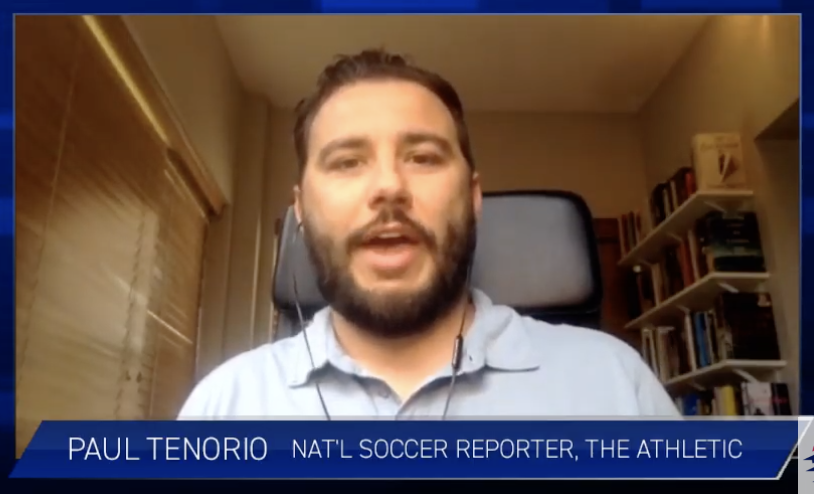 We're kicking this episode off with a review of #IMFC vs. New England Revolution!  How did Victor Wanyama perform? Did Thierry Henry get his tactics wrong? Samuel Piette, RWB?   WATCH 🔴 https://t.co/zImdSYmfwJ  #MLS | #MLSisBack https://t.co/GiV7jXrytT