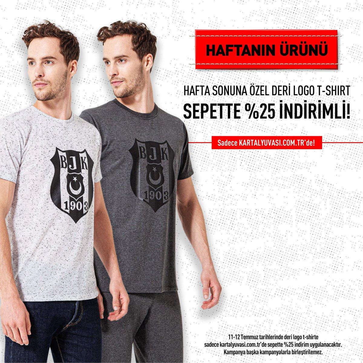 Haftanın ürünü deri logo t-shirt sepette %25 indirimli⚫⚪  Alışveriş için:https://t.co/ehj3dQRxXB  *Sadecehttps://t.co/Wa4dwEAvfY'de geçerlidir. https://t.co/mnHGddQRpd