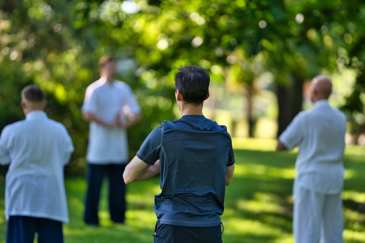 Qi Gong will improve health for everybody! First we start fixing our problems before we can go the path of self-cultivation! Join our classes: http://ow.ly/JBlm50AvnDT  #wudangqigong #qigong #wudangkungfu #wudangmartialarts #wudangsanfengpai #wushu #kungfu #wudangtraining #wien pic.twitter.com/2xgLKK3rKm