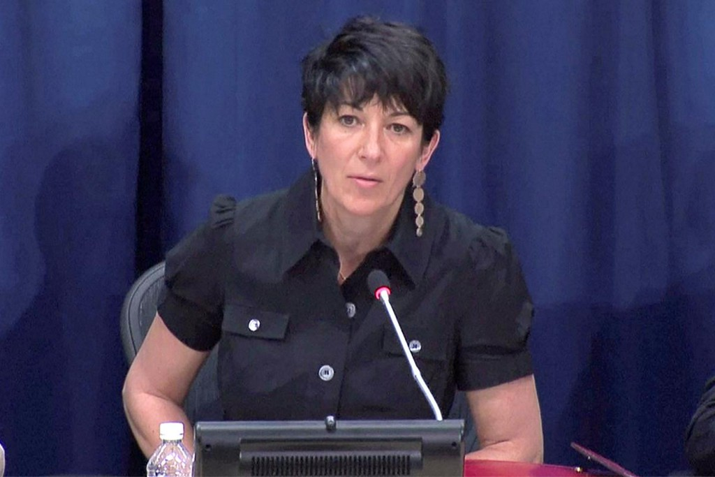 Ghislaine Maxwell seeks bail, citing coronavirus, and denies Jeffrey Epstein charges