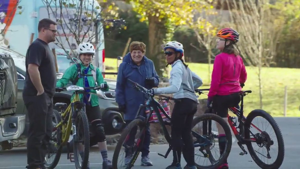 In #NWArk, cycling is a way to connect with others, create volunteer opportunities and lead healthy lives.