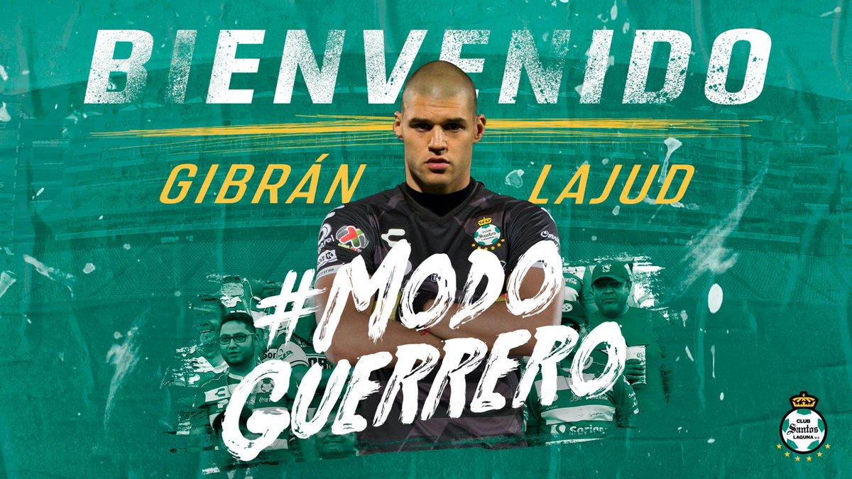El arquero @gibranlajud25 y los jugadores Manu Balda, Ronaldo Prieto e Ismael Govea son presentados como refuerzos del @ClubSantos parael #Apertura2020pic.twitter.com/pEEAtANqrv