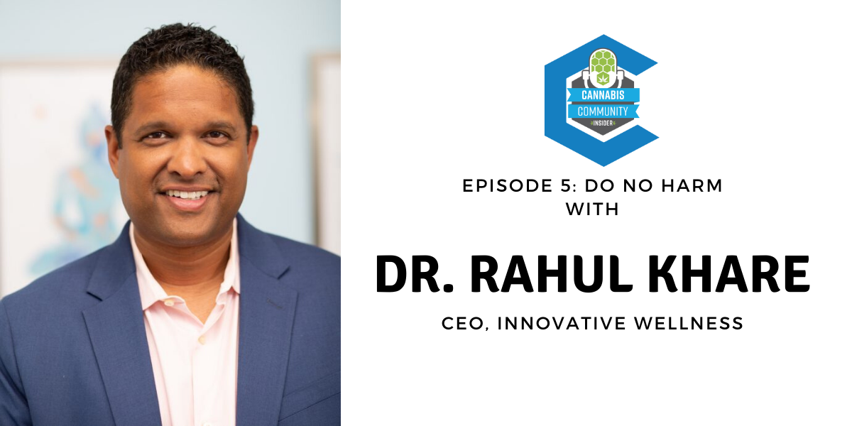 In this interview, @TMCCTweets explores the nature of a doctor/patient relationship (when talking about cannabis) with @InnovativeXCare founder Dr. Rahul Khare.    https://buff.ly/2V7LybR   #cannabiscommunity pic.twitter.com/Jj11iJJ9s3