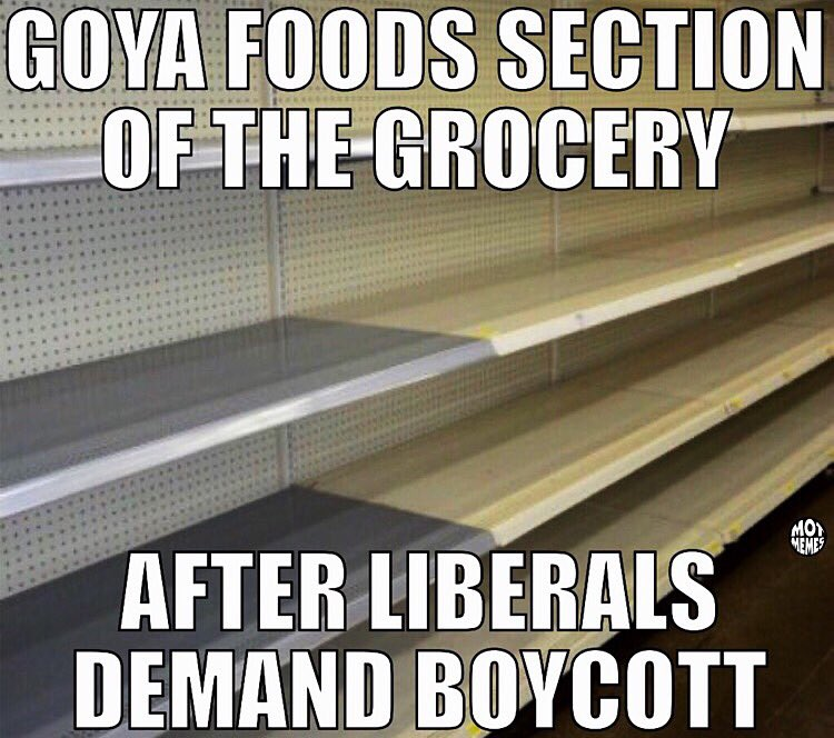 """Thomas Hern on Twitter: """"The GOYA Foods CEO inspired me to go out ..."""