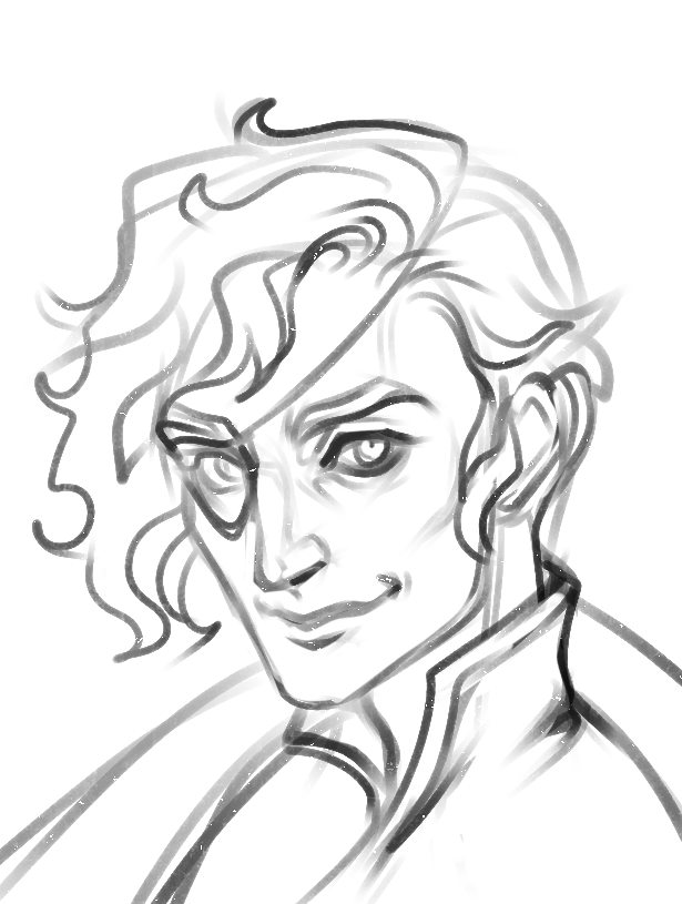 Little sketch of #Julian from @thearcanagame pic.twitter.com/Jo07runnR2