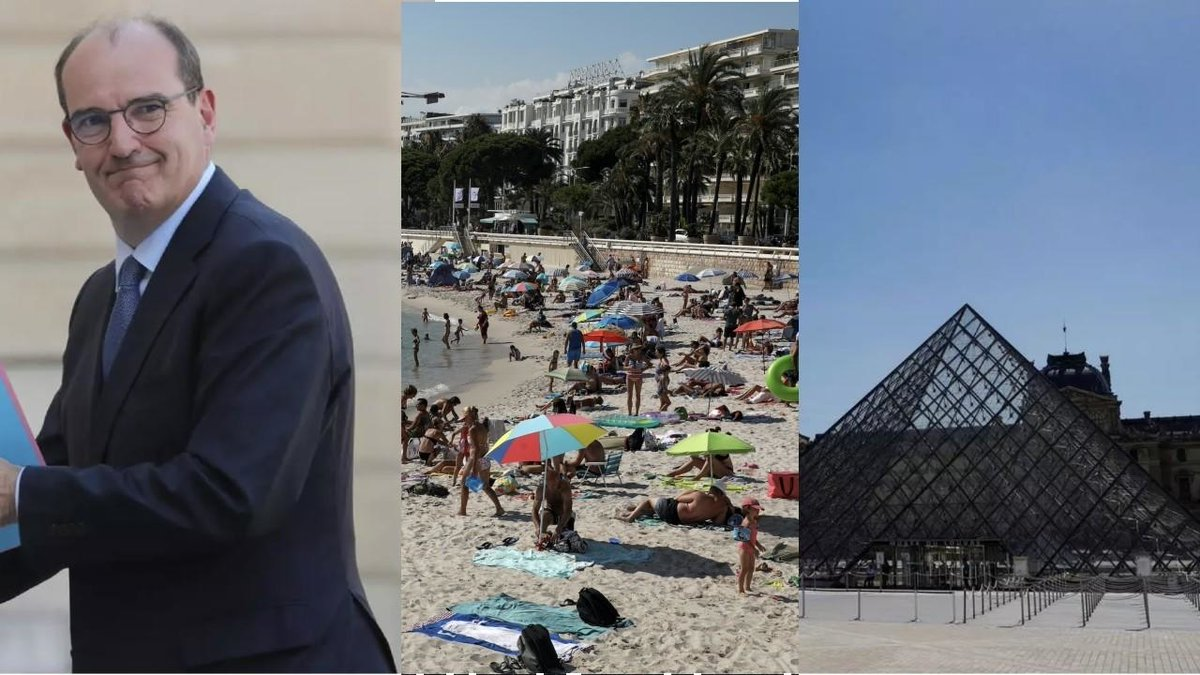 Week in Review: Macron revamps cabinet, France rules out new lockdown and Louvre reopens