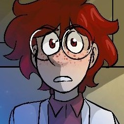 Square up crab boy. NEW PAGES ARE HERE!! #stardustcomic  Two new pages arrive every Saturday at 12:00pm EST! Click the link in the bio to catch up, or search for Stardust on #Webtoon or #Tapas