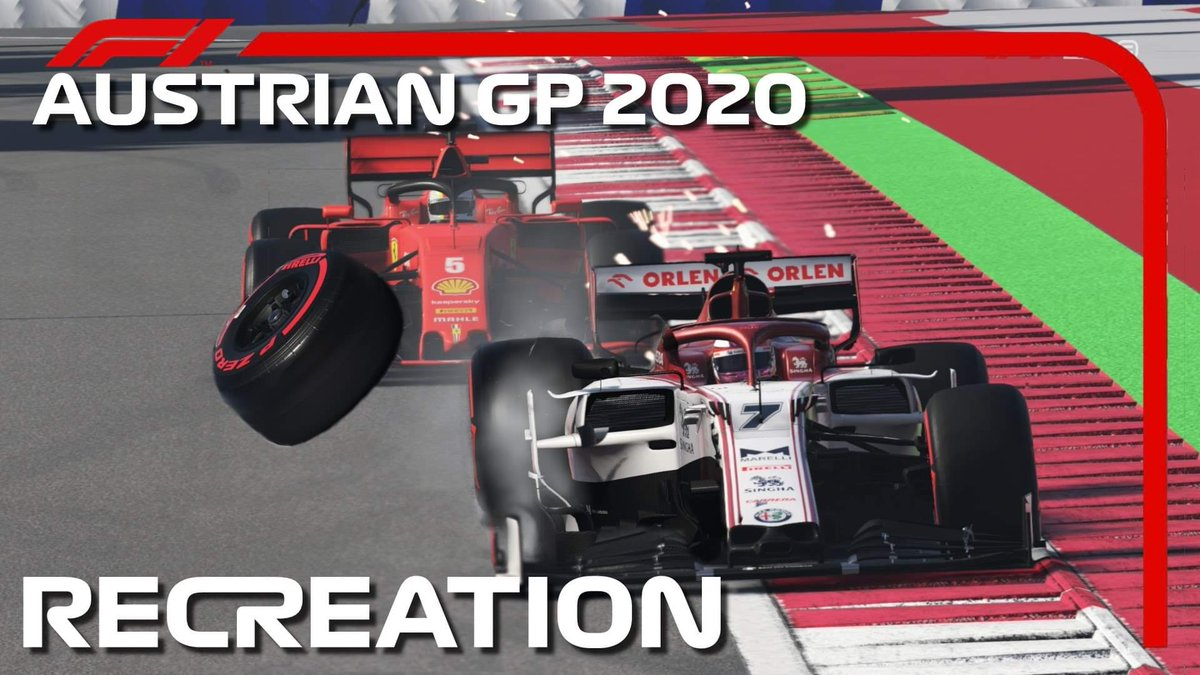Hey @FormulaDani Thanks for the good luck message because here is my 2020 Austrian GP recreation 😉😁  https://t.co/FIDizLdMJC https://t.co/yoJTO3RkZM