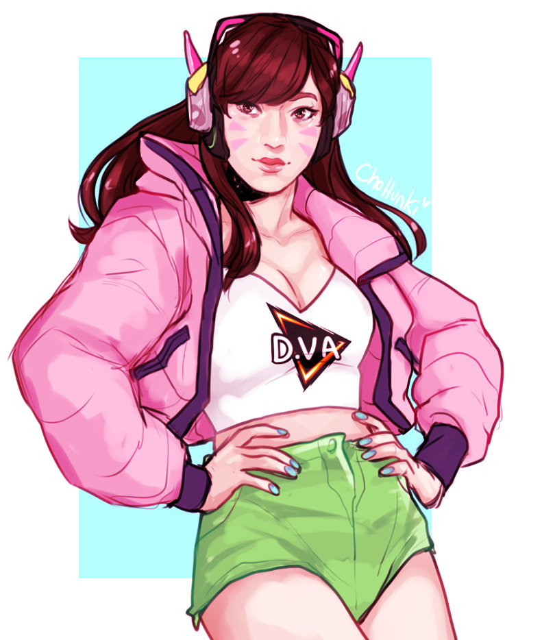 i love this outfit i drew for dva. always stck with me  2016 - 2020 https://t.co/3djLAFu1jS