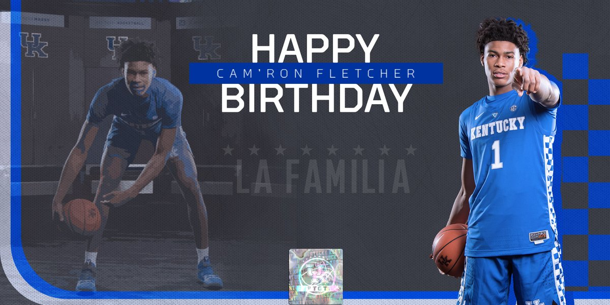 #BBN, make sure you wish @CamRonFletcher1 a #HBD today!