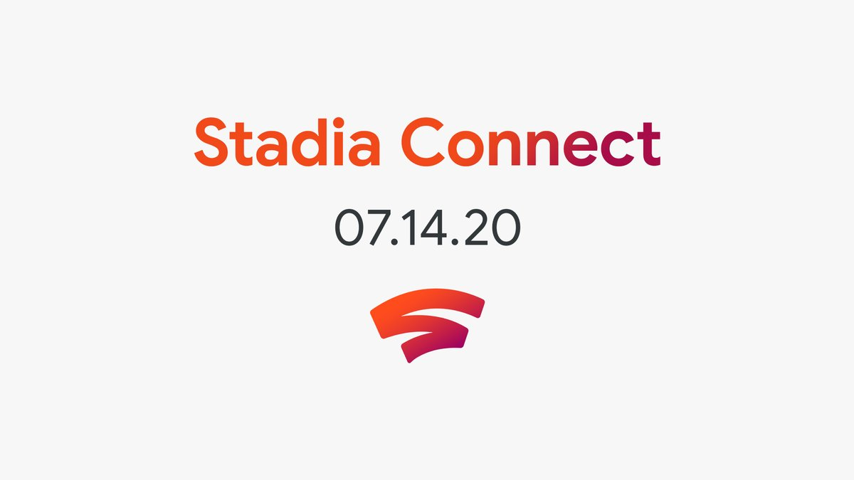 Our next #StadiaConnect is almost here! Join us on July 14 at 10AM PT / 1PM ET on YouTube for a look at some of the games coming to Stadia later this year. https://t.co/ZpdeDE0NaT https://t.co/9Fnf4ZtW3d