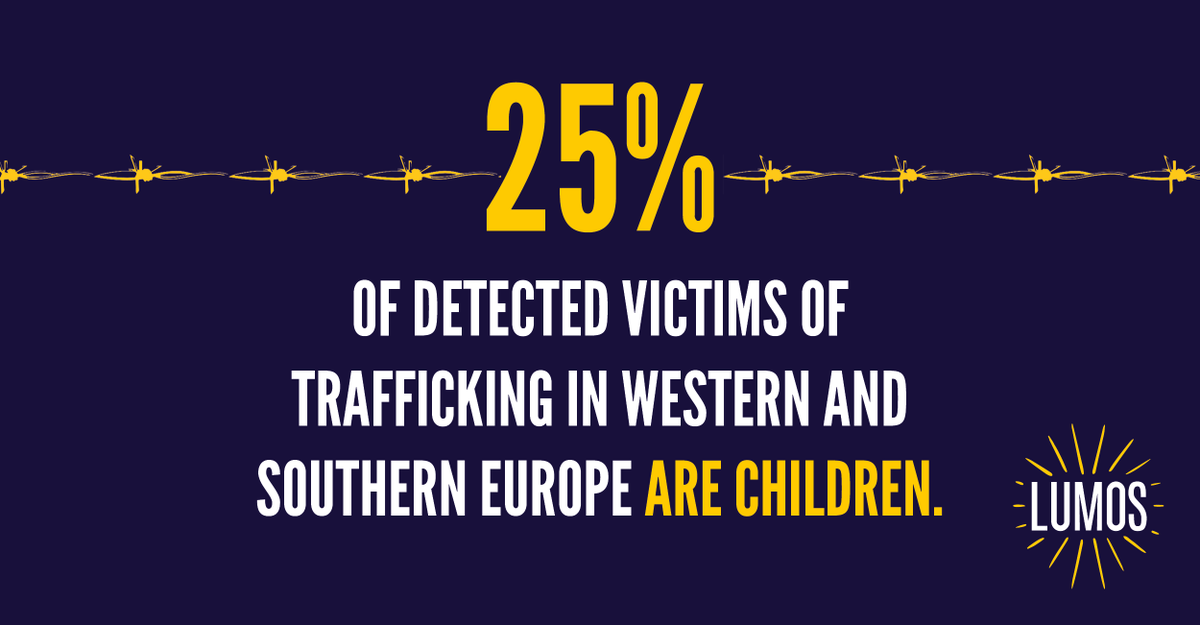 Traffickers directly target children in the care system and care leavers are at increased risk of exploitation. Read our new report 'Cracks in the System' to learn more about the link between institutional care and child trafficking in Europe >  https://t.co/cTm9pgMJbL https://t.co/lwowgHm98n