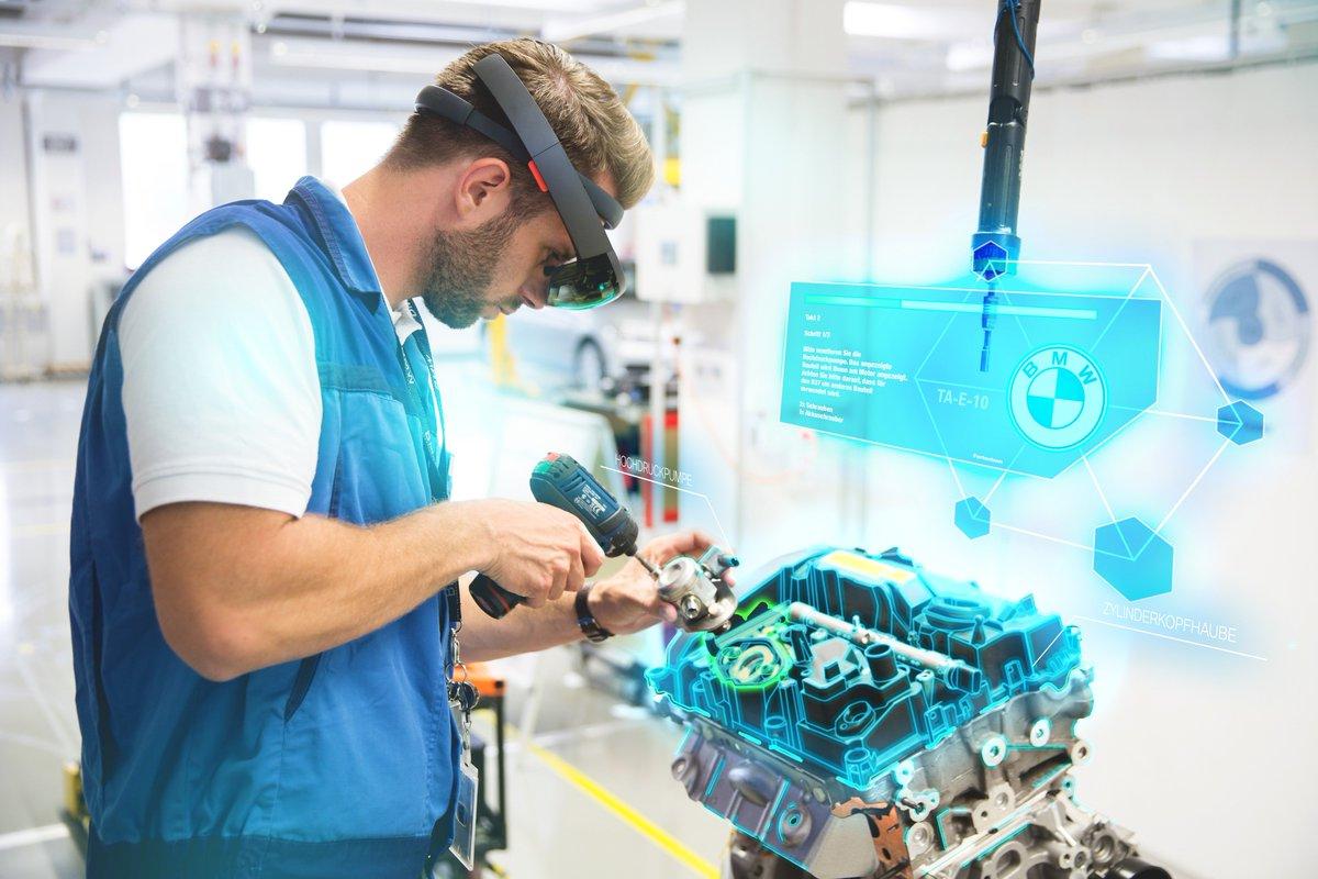 BIM, IoT, #ingénieurs en cobotique... Cela ne vous parle pas? Et pourtant ces #métiers font partie de ceux dont les #industries auront le plus besoin demain. Plongez dans le futur avec cet article inspirant de @EchosStart. #MétiersDeDemainBMWGroup  https://t.co/eBvp7e8dns https://t.co/IRiZNoabZX