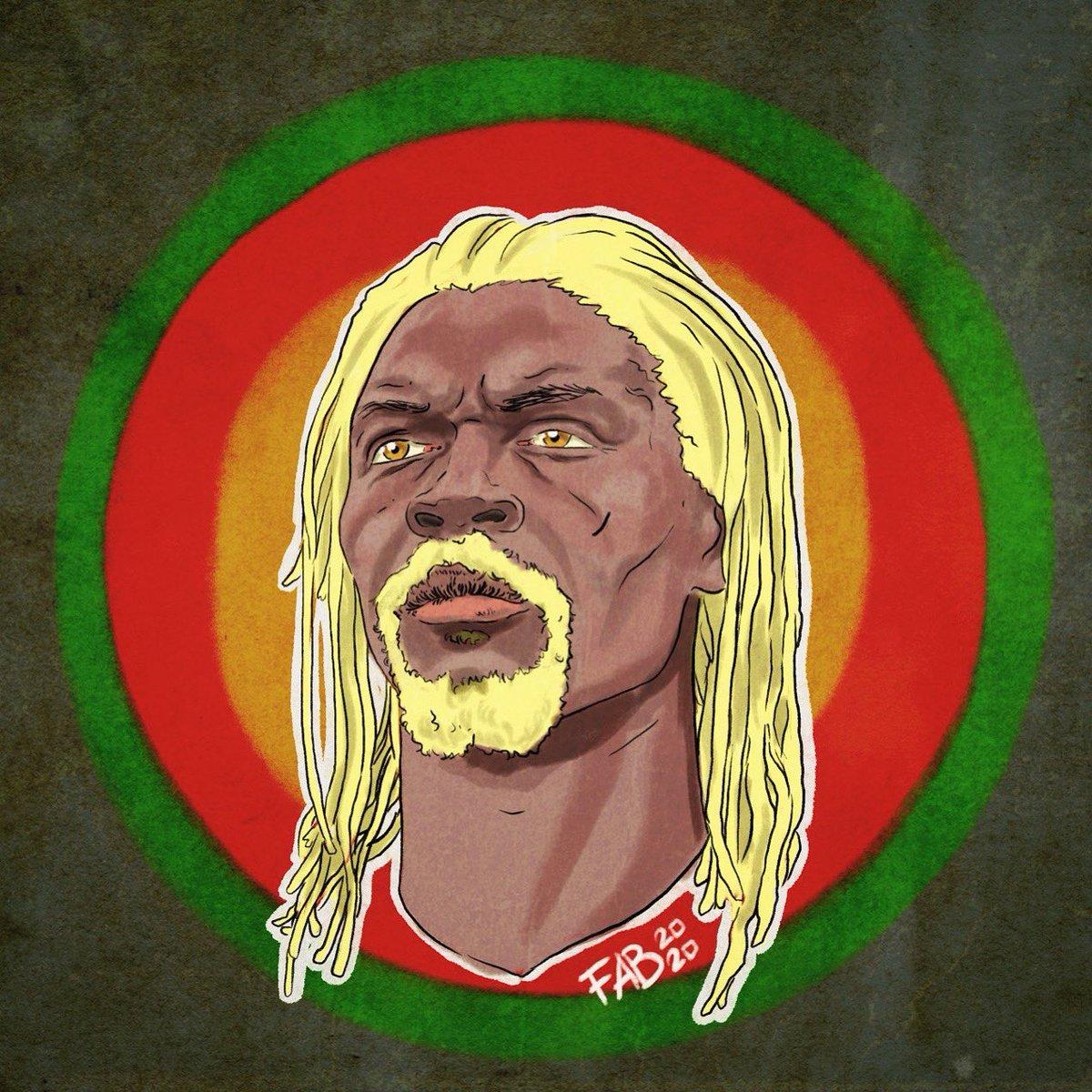 Capitain Rigobert Song. Le Lion indomptable. #camfoot #cameroun #cameroon #RS4 https://t.co/xBM8cki3Vd