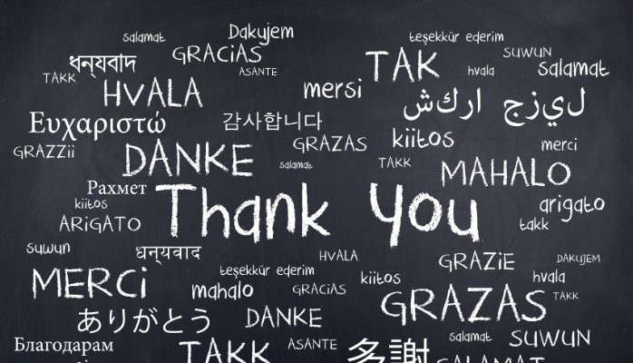"""Before traveling to a foreign country, I learn the local phrase for """"thank you."""" Taking that simple step inevitably leads to great service. The same certainly holds true in business! Read more: https://t.co/e4v7mZUfNT #gratitude #authenticity #mindset #management #leadership https://t.co/U8mqF88e14"""
