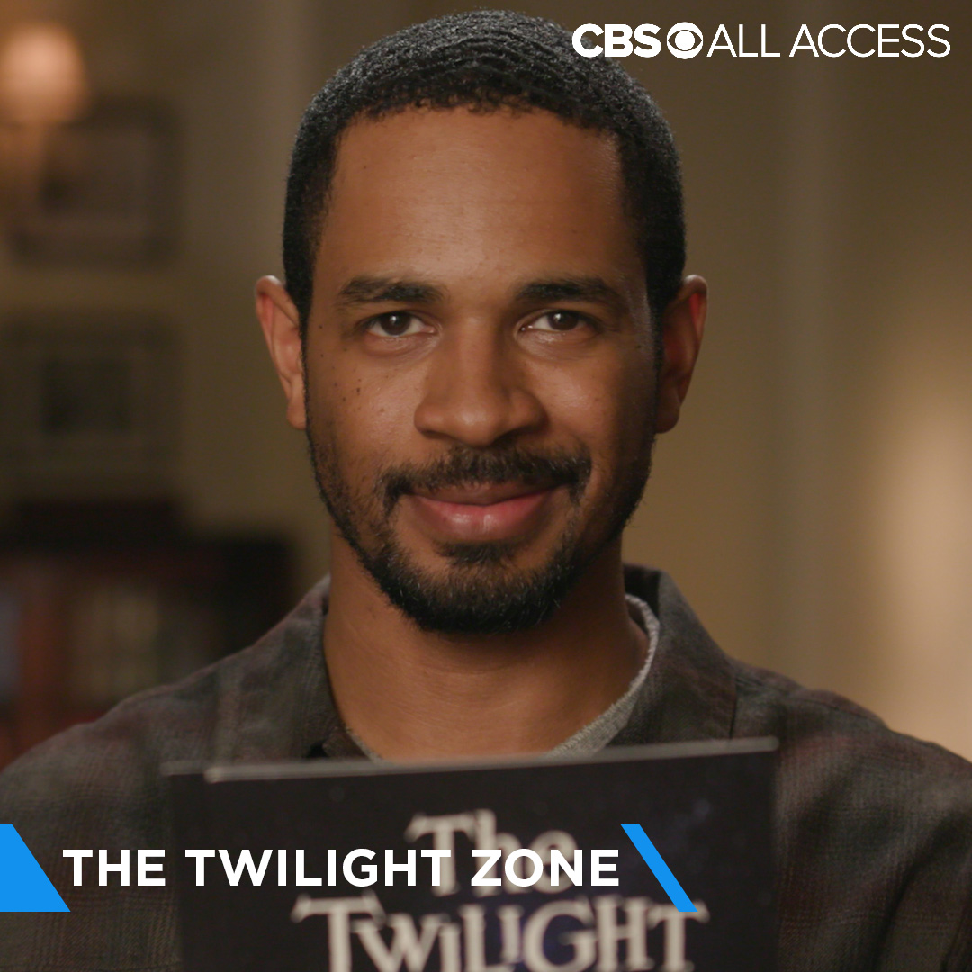 The clock starts NOW! Our season 2 cast take on rapid-fire questions. #TheTwilightZone