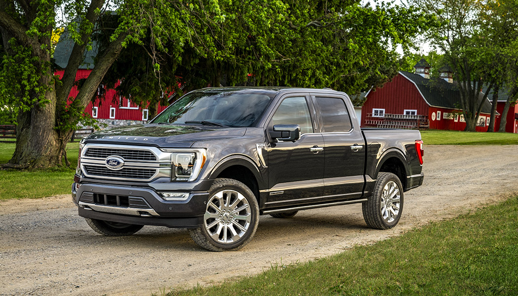 New REVIEW - 2021 Ford F-150   http://ow.ly/MI9o50Ao9ST  #ford #fordf150 #trucks #trucklovers #trucknation #auto #carspic.twitter.com/fbgeWfTNA8
