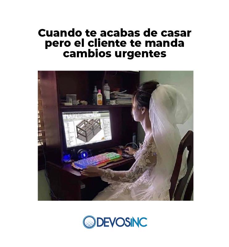 😂 #DevosInc  #Meme #Tecnologia https://t.co/fxU7OqAdjF