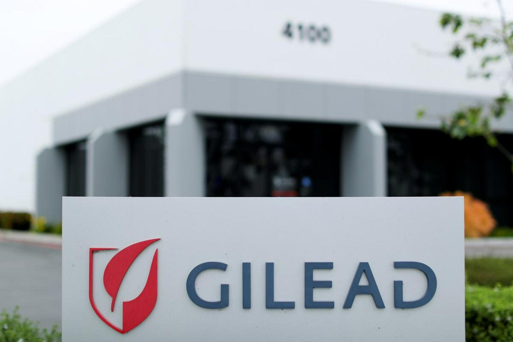 Gilead says remdesivir reduced risk of death in COVID-19 patients, more studies needed