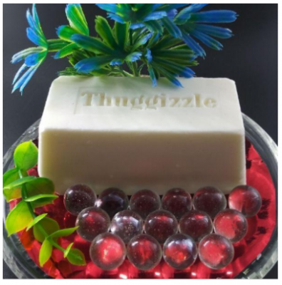 #TexasRapper Thuggizzle Creates the #Biggest #Handmade #BarSoap for Sale in the World https://www.prunderground.com/?p=195367 #Thuggizzlepic.twitter.com/sZuvoJPccj