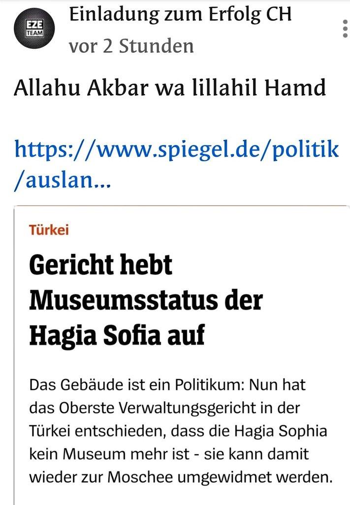 #HagiaSophia