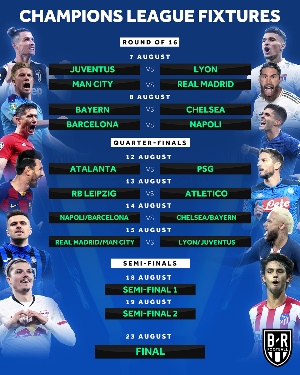 August is looking packed 😍