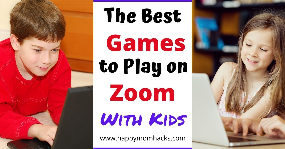 Are the kids missing their friends? Plan a playdate online with fun Zoom Games theyll have a blast playing together. #zoom #gamesforkids #kidsactivities #SummerCamp #kidsactivity #kidsathome #kids buff.ly/3iKHIjV