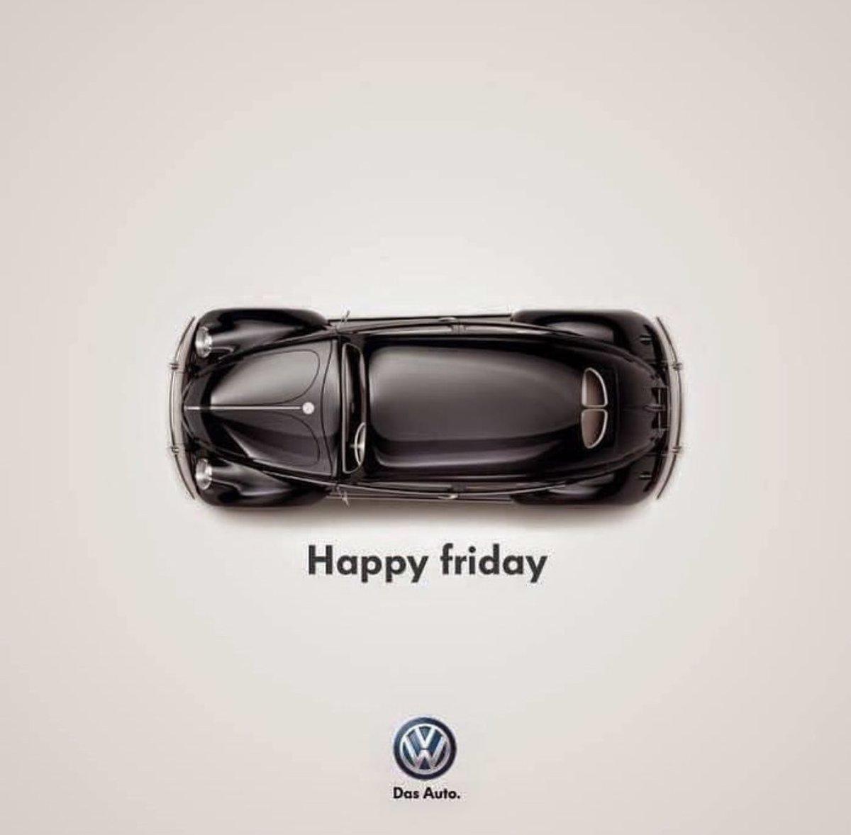 it's the #weekend #HappyFriday #VW #volkswagen #aircooled #watercooled https://t.co/Dg69NmcFME