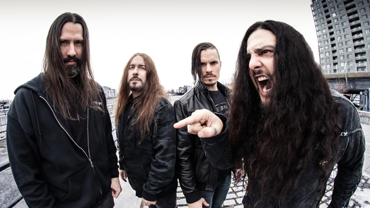 Canadian death metal vets Kataklysm have announced their 14th studio album, Unconquered. Listen to the lead single: https://t.co/AMXZpqShfG https://t.co/0o7bjcNB2Q
