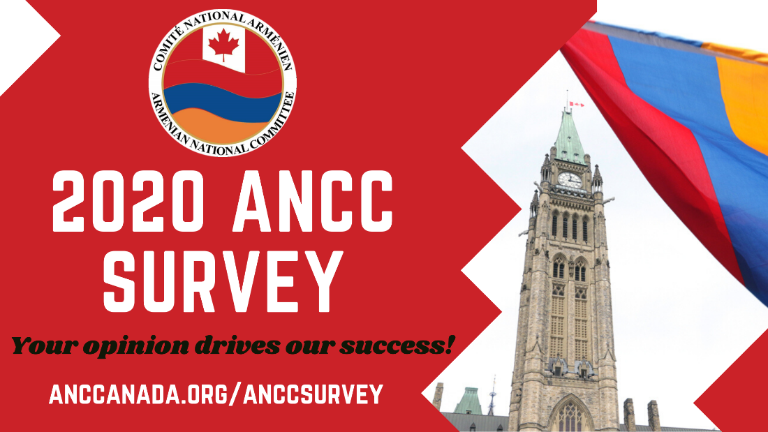 ANCC Launches First Ever Community-Wide Strategic Survey #Armenian National Committee of Canada https://t.co/o9GhUmZXy3 https://t.co/591MOUXFsW
