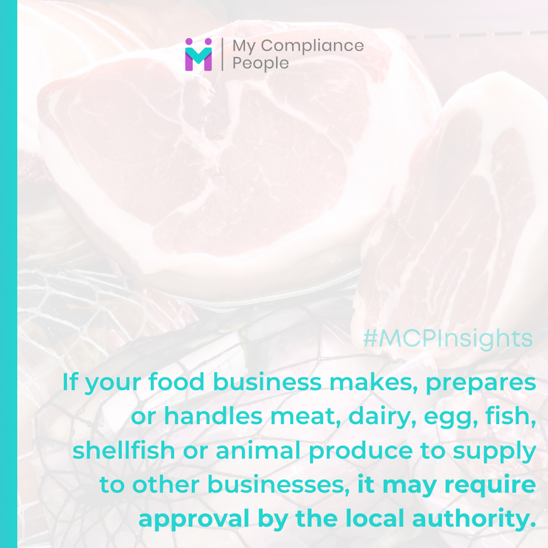 You should always check to see if your establishment requires approval or not.  It's better to seek approval and not need it, than to need it and not have it don't you think?   Find the next steps herehttps://www.food.gov.uk/business-guidance/applying-for-approval-of-a-food-establishment…  #FoodHygiene #FoodSafety #HygieneUK #Meatpic.twitter.com/2yzznS7CT1