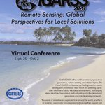 Image for the Tweet beginning: Are you attending IGARSS 2020,
