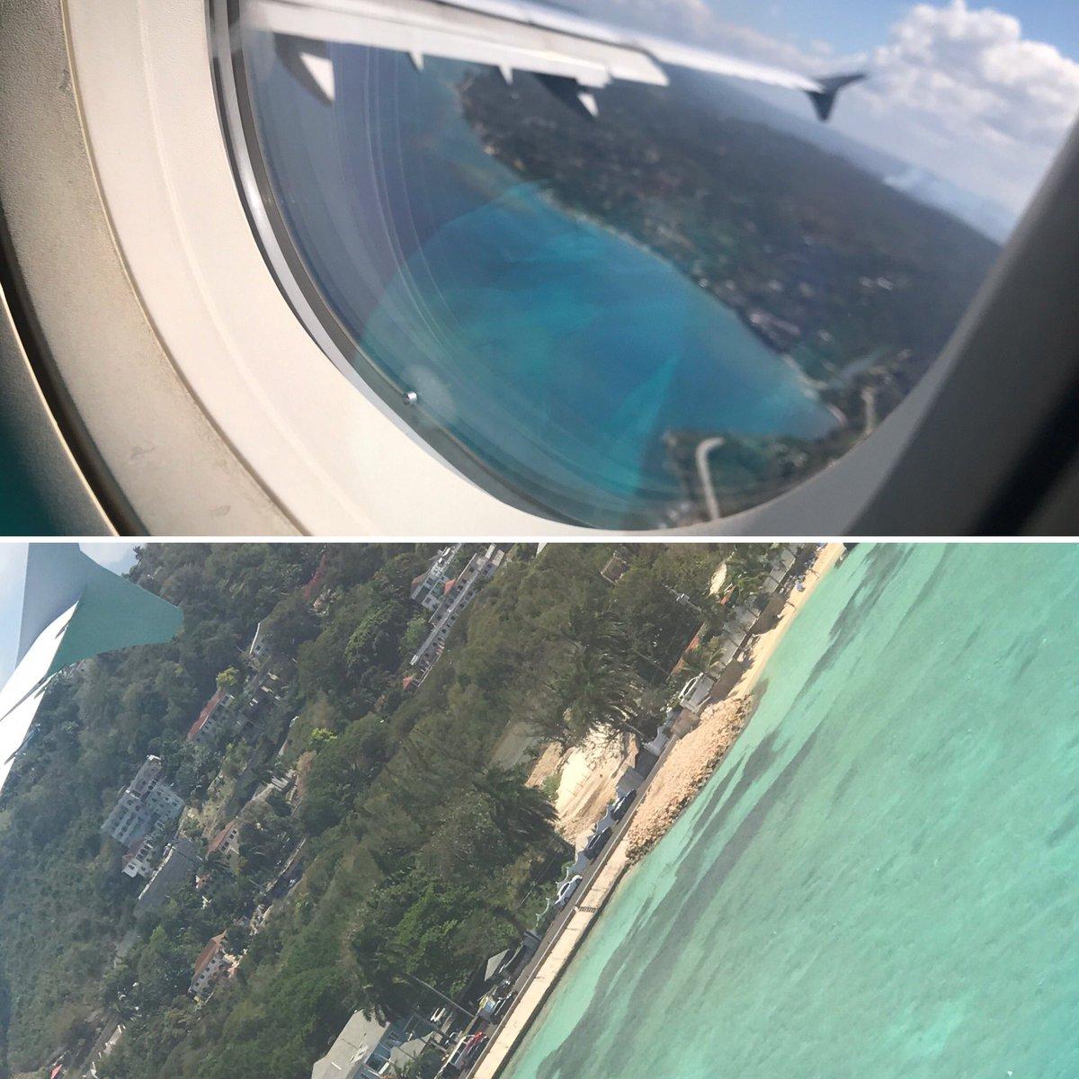 The island is calling me! #Jamaica #mobay #beahometownpic.twitter.com/rMT2I8iYs3