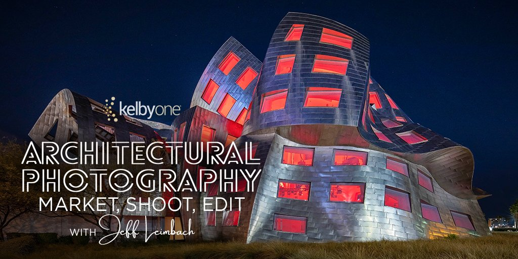 Join @jeffleimbach for a look at the #marketing, shooting and editing techniques behind #architectural photography #business! http://members.kelbyone.com/course/Jeff-Leimbach-Market-Edit-Shoot … pic.twitter.com/GfoGE3u50F