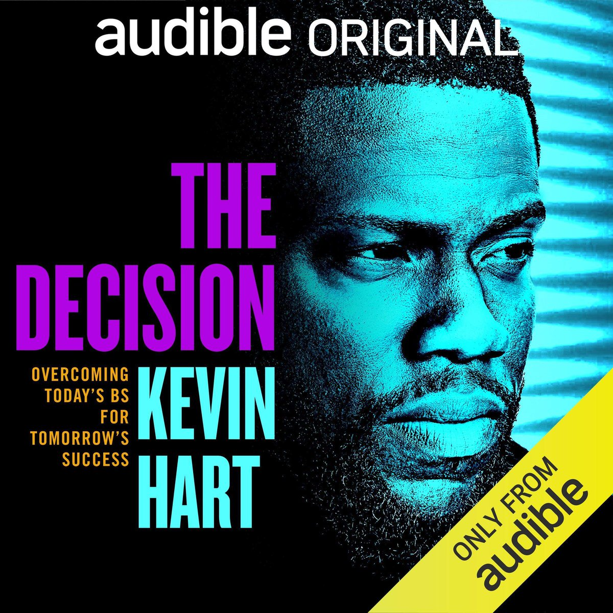 This is a MUST. It's free if you've never listened to a book on Audible. Download it and listen all the way through. Get your mindset RIGHT. Thank you 💫 @KevinHart4real https://t.co/IQn1ZXWirI