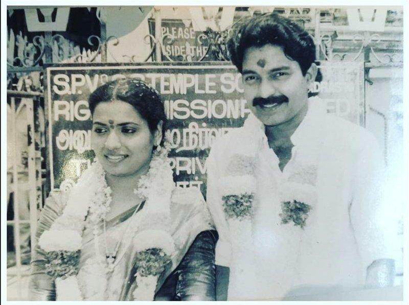 happy Wedding Anniversary Day to #Jeevitha #Rajasekharpic.twitter.com/PDrFNTjOg0