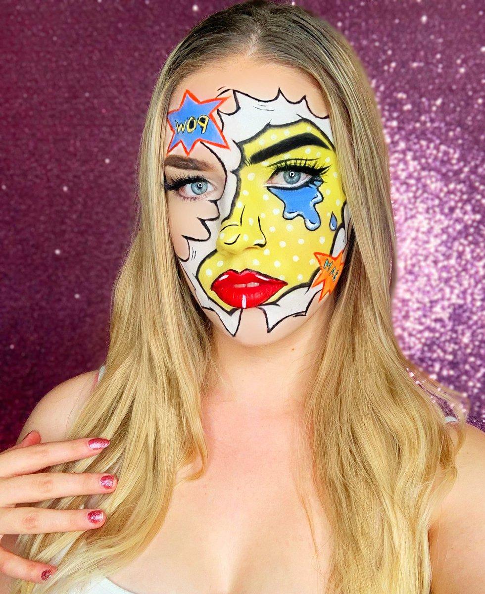 New IG post using @ABHcosmetics @norvina vol 1, @fentybeauty flyliner & lip stunna lipstick, @Snazaroo face paints follow me! And YouTube in my biohttps://www.instagram.com/p/CCeJ0qIJtN_/?igshid=14bvjysnuudbt…  #fridaymorning #tiktokdown #fentybeauty #fenty #abh #norvina #anastasiabeverlyhills #popart #makeuppic.twitter.com/bzn01YnVgA