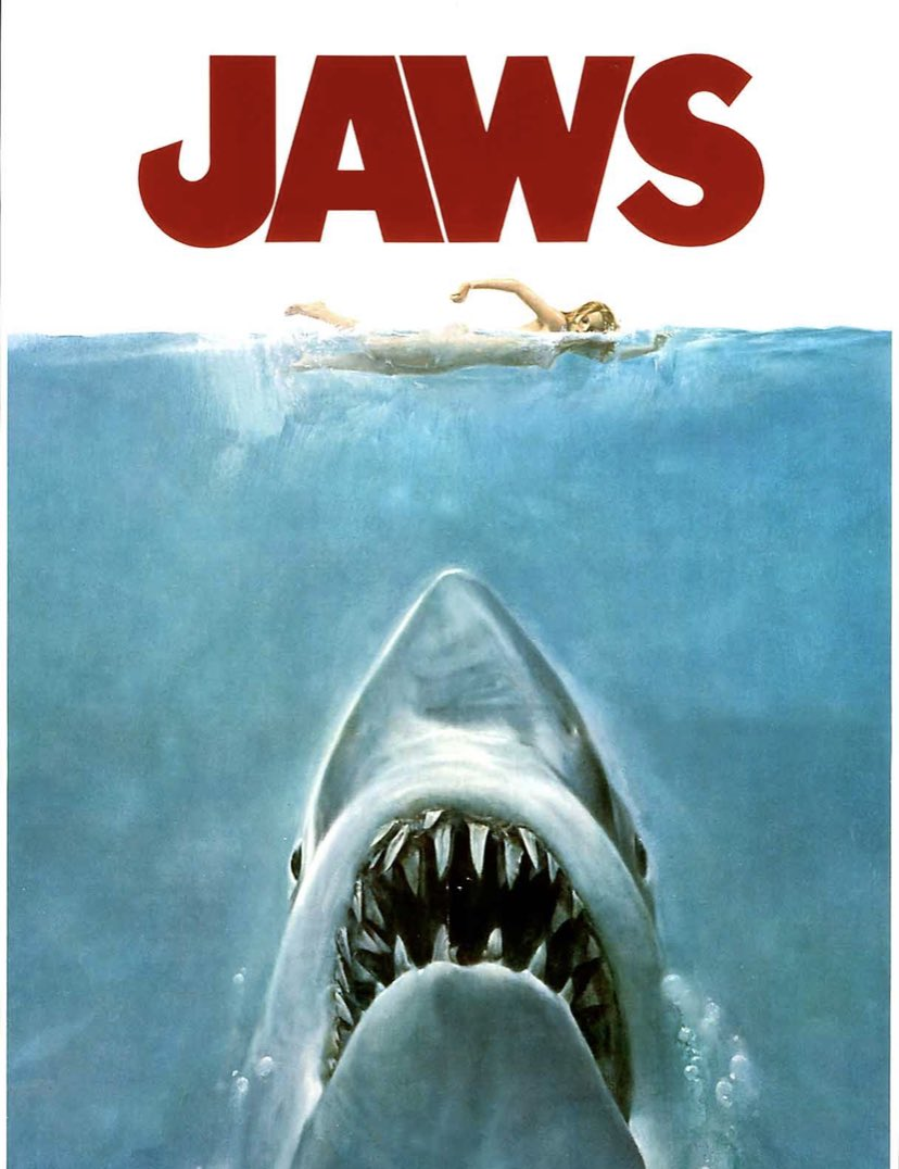 Today is the 45th anniversary of Jaws! What is your favorite Spielberg film? https://t.co/NbZ2cH6kCJ