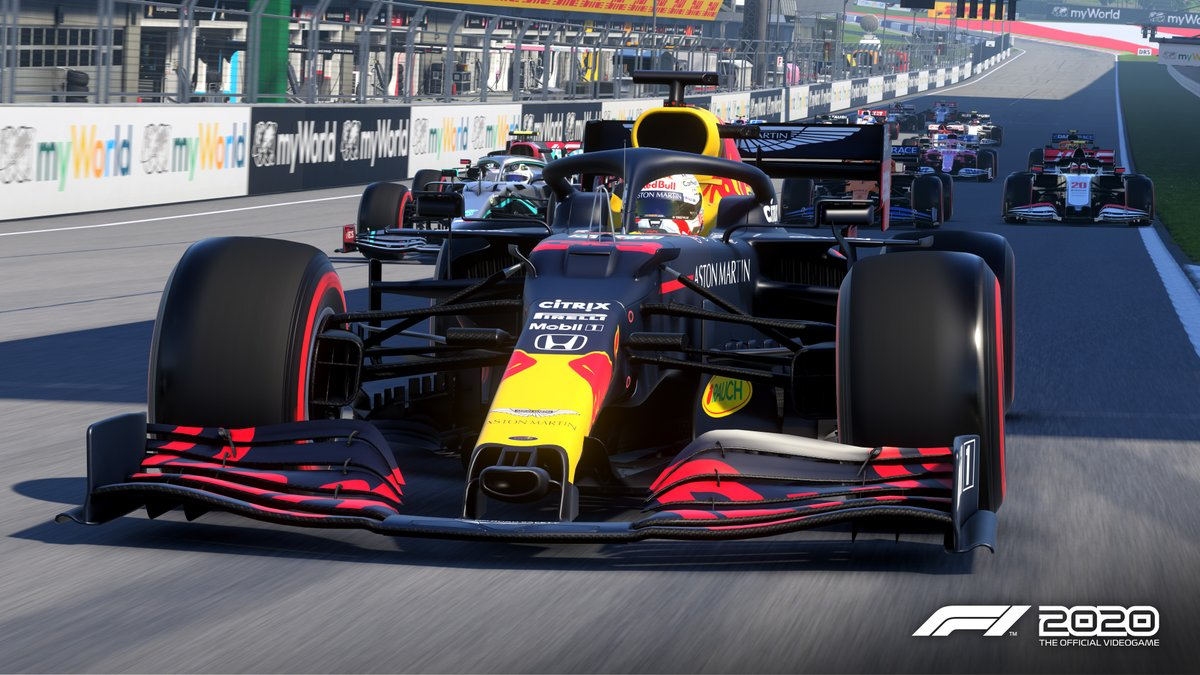"Formula 1® Game on Twitter: ""It's F1 2020 release Friday... and we ..."