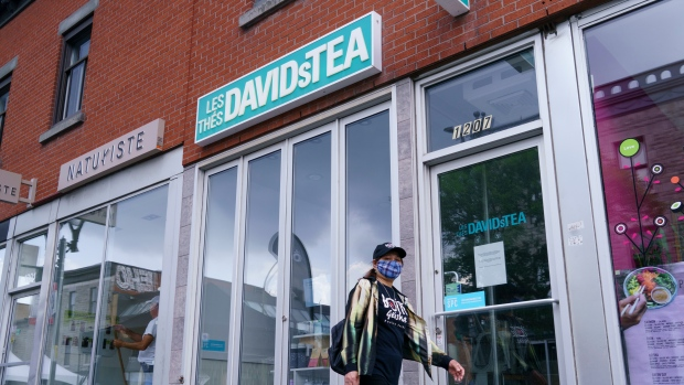 DavidsTea closing 82 stores in Canada and all 42 stores in the U.S. market