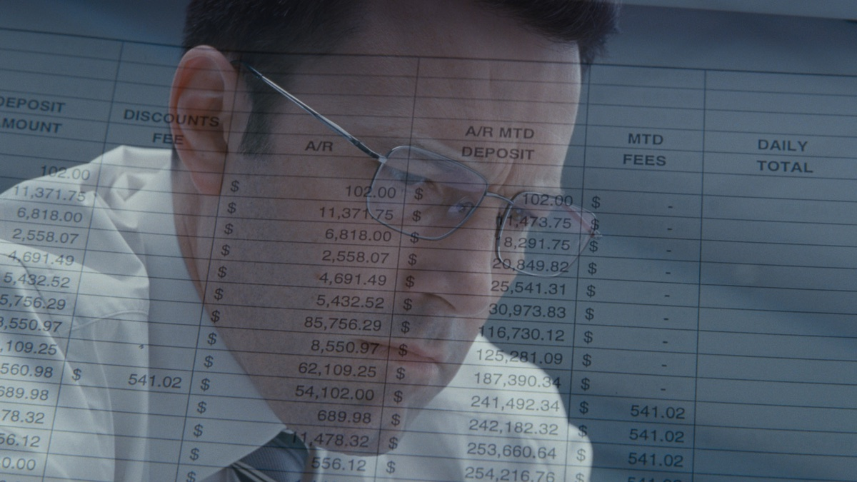 Looking at your UberEats bill:
