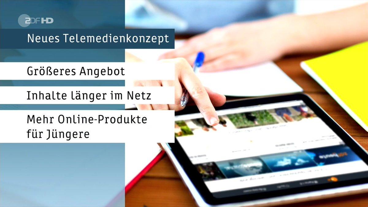 Künftig gibt es in der Mediathek des ZDF noch mehr Inhalte und neue Online-Angebote für jüngere Zuschauer. Das hat der ZDF-Fernsehrat heute beschlossen.